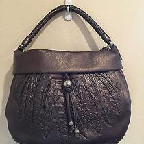 Brighton Nwt Nina Leather Large Purse With Detacgable Long Strap. Nwt Photo