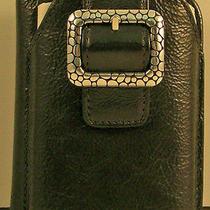 Brighton Pebble Phone Card Case Pewter Iphone Apple Gray Leather Wristlet Photo