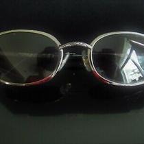 Brighton Pretty Woman Vintage Sunglasses Frames W/case Non Prescription Photo