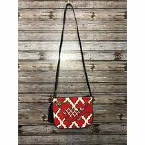 Brighton Purse Dove Christmas Red Green White Small Shoulder Bag Crossbody Photo