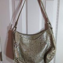 Brighton Purse E.l35220 Metallic Photo