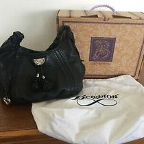 Brighton Purse - Kylie (Black Leather) Style H32703 Photo