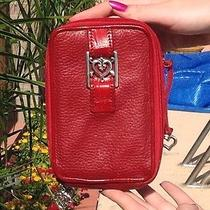 Brighton Red Camera Bag Photo