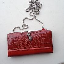 Brighton Red Clutch Photo