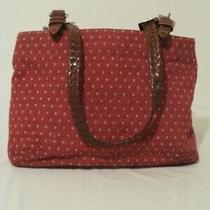 Brighton Red  Handbag Shoulder Bag Purse Photo