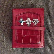 Brighton Red Leather Photo Book Photo