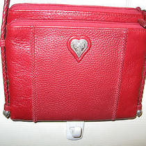 Brighton Red Swingpack Bag Photo