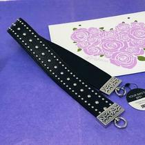 Brighton  Rockstar Studded   Purse Strap  22