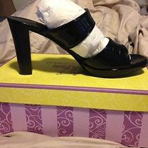 Brighton Shoes Women Vanity Patent Size 9 1/2 Photo