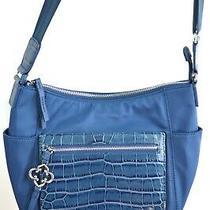 Brighton Shoulder Bag Blue Purse  Photo