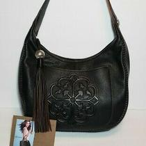 Brighton Silvana Ferrara Collection Medallion Purse Shoulder Handbagmp 410 Epc Photo
