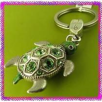 Brighton Silver Marvels Turtle Keyfob Keychain Nwtag Photo