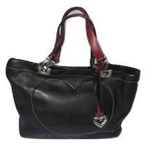 Brighton Small Leather Tote Handbag Photo
