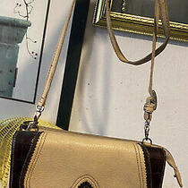 Brighton Southern Star Flap Purse Wallet Organizer Crossbody Shoulder Bag  Photo