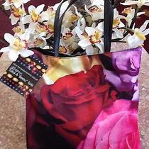 Brighton Take a Beau Art Chic Carryall Bright Colors Tote Bag Handbag Ret.  125 Photo