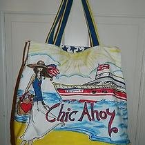 Brighton Tote Bag Ready for Summer Fun Photo