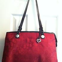 Brighton Tote Red  Photo