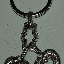 Brighton Two Hearts Keychain Photo