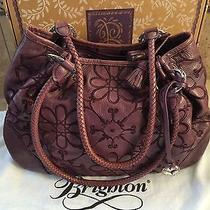 Brighton Valencia Handbag Purple Photo