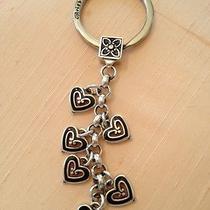 Brighton Vienna Hearts Key Fob Photo