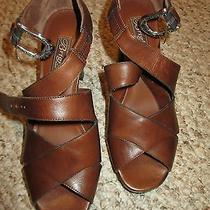 Brighton Vogues Brown Strappy Sandal Italy Photo
