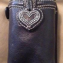 Brighton Wallet / Cell Phone Holder With Shoulder Strap Photo