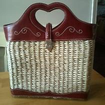 Brighton   Wicker  With Leather Beige Photo