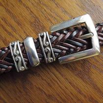 Brighton Women's Leather Belt (30) Photo
