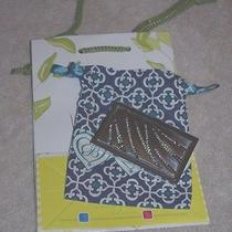 Brighton Ziggy Card Case E96040 Nwt W/brighton Gift Bags Photo