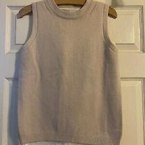 Brochu Walker Asa Layered Sleveless Sweater Blush/light Beige Size Xs Photo