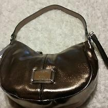 Bronze Walla Metallic Hobo Bag Photo