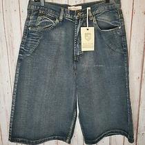 Brooklyn Express Denim Men's Vintage Skater Street Wear Jean Shorts Sz34 Nwt  Photo