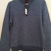 Brooks Brothers Boys Lg. Blue Lambs Wool Sweater Photo