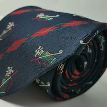 Brooks Brothers Hand Made Silk Tie Mens Nwot 58