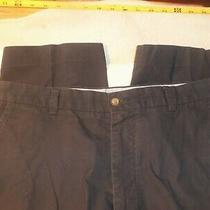 Brooks Brothers Hudson Cotton Flat Front No Cuffs 33 X 28 503 Photo