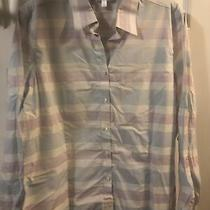 Brooks Brothers Long Sleeve Button Down Women Shirt Light Pink Nwt Size 12 79 Photo
