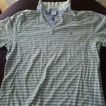 Brooks Brothers Men's Short Sleeves Shirt Polo Yellow Sz Xl Photo