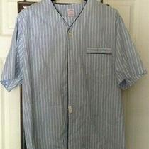 Brooks Brothers Mens Pajamas Set Size Large Brand New With Tags Photo
