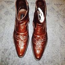 Brown Aldo Mania Boots Photo