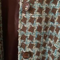 Brown and Teal Guess by Marciano Coat L Photo