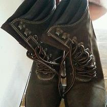 Brown Ankle Boots Photo