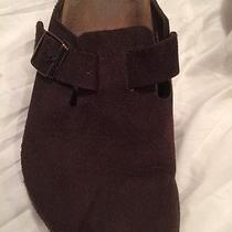 Brown Birkenstock Boston Clog Photo