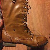 Brown Boots Size 7 Photo