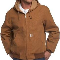 Brown Carhartt Jacket Medium  Photo