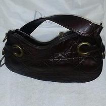 Brown Christian Dior Handbag Photo