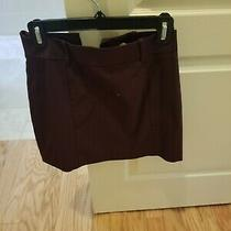 Brown Express Mini Skirt Size 0 Photo