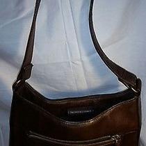 Brown Fossil Handbag Photo