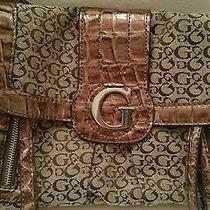 Brown Guess Purse  Photo