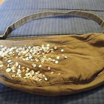 Brown Hobo With Sequins From Avon Photo
