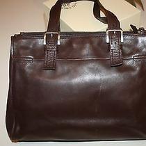 Brown Jill Sander Shoulder Bag Handbag Purse  Photo